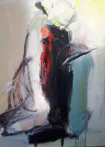 Acryl auf Leinwand, 60x80cm